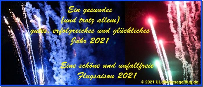 Jahreswechsel 2020/2021